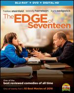 The Edge of Seventeen [Includes Digital Copy] [UltraViolet] [Blu-ray/DVD] [2 Discs] - Kelly Fremon Craig