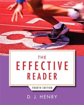 The Effective Reader - Henry, D. J.