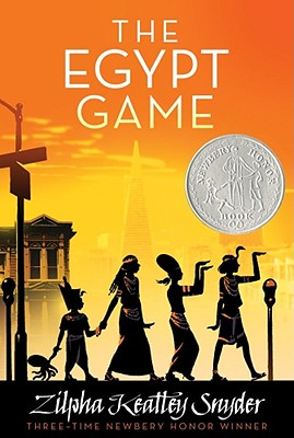 The Egypt Game - Snyder, Zilpha Keatley