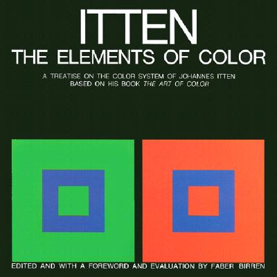 The Elements of Color - Itten, Johannes