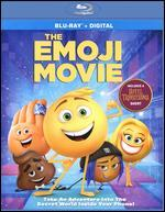 The Emoji Movie [Includes Digital Copy] [Blu-ray]