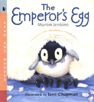 The Emperor's Egg: Read and Wonder - Jenkins, Martin