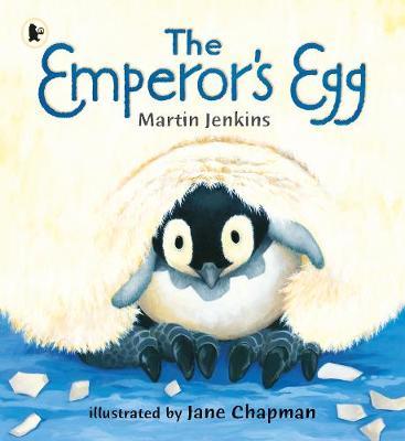 The Emperor's Egg - Jenkins, Martin