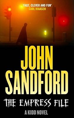 The Empress File - Sandford, John