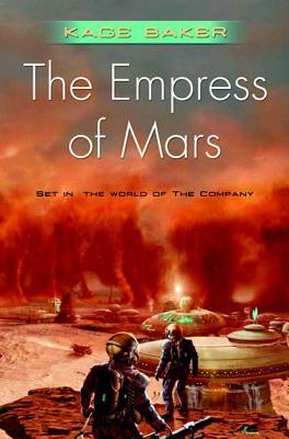 The Empress of Mars - Baker, Kage