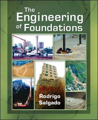 The Engineering of Foundations - Salgado, Rodrigo