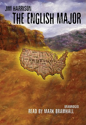 The English Major - Harrison, Jim