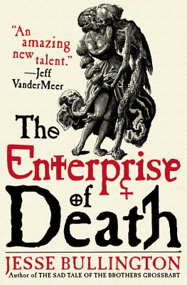 The Enterprise of Death - Bullington, Jesse