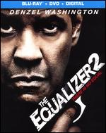 The Equalizer 2 [Includes Digital Copy] [Blu-ray/DVD] - Antoine Fuqua