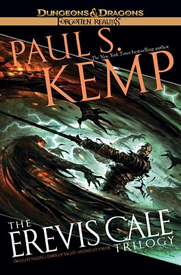 The Erevis Cale Trilogy: Twilight Falling/Dawn of Night/Midnight's Mask - Kemp, Paul S