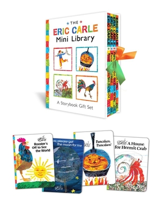 The Eric Carle Mini Library: A Storybook Gift Set -