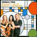The Eroica Trio plays Gershwin, Ravel, Godard & Schoenfield