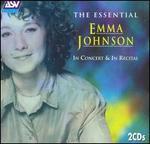 The Essential Emma Johnson - Emma Johnson (clarinet); Gordon Back (piano); Julius Drake (piano); Malcolm Martineau (piano); Skaila Kanga (harp); English Chamber Orchestra