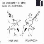 The Excellency of Hand: English Viola da Gamba Duos