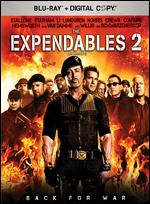The Expendables 2 [Blu-ray/DVD] - Simon West