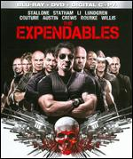 The Expendables [2 Discs] [Blu-ray/DVD] - Sylvester Stallone