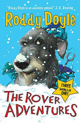 The Extra Big Rover Adventures - Doyle, Roddy