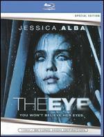 The Eye [Blu-ray] [2 Discs] [Includes Digital Copy]
