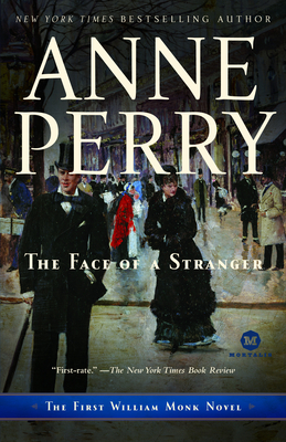 The Face of a Stranger - Perry, Anne