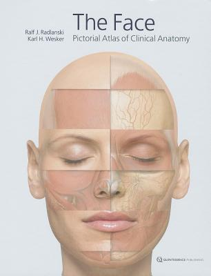 The Face: Pictorial Atlas of Clinical Anatomy - Radlanski, Ralf J., and Wesker, Karl H.