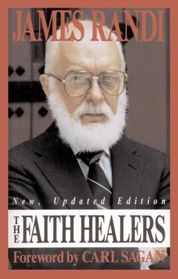 The Faith Healers - Randi, James