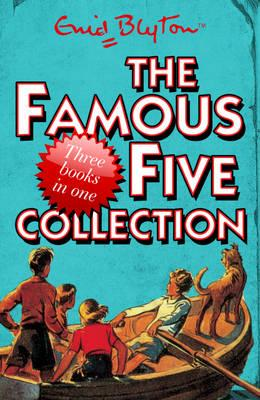 The Famous Five Collection 1: Books 1-3 - Blyton, Enid