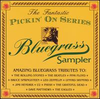 The Fantastic Pickin' on Series Bluegrass - Various Artists