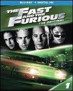 The Fast and the Furious [Includes Digital Copy] [UltraViolet] [Blu-ray] [2 Discs]