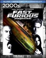 The Fast and the Furious [Includes Digital Copy] [UltraViolet] [Blu-ray]