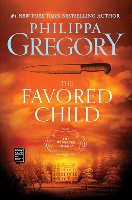 The Favored Child - Gregory, Philippa