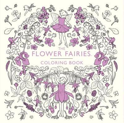 The Flower Fairies Coloring Book - Barker, Cicely Mary