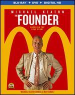 The Founder [Includes Digital Copy] [Blu-ray/DVD] [2 Discs]