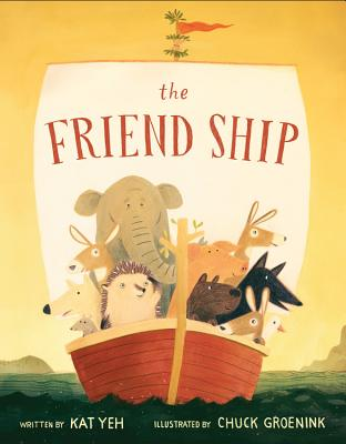 The Friend Ship - Yeh, Kat
