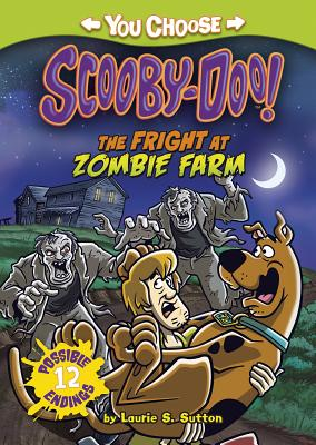 The Fright at Zombie Farm - Sutton, Laurie S
