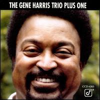 The Gene Harris Trio Plus One - Gene Harris Trio