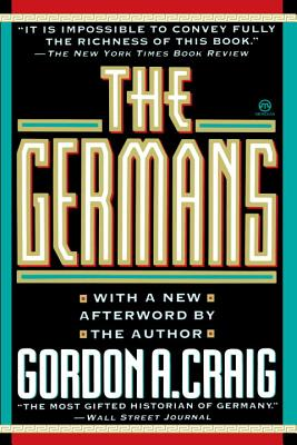 The Germans - Craig, Gordon a