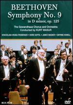 The Gewandhaus Orchestra/Kurt Masur: Beethoven - Symphony No. 9 - Rodney Greenberg