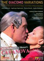 The Giacomo Variations: John Malkovich as Mozart's Casanova - Matthias Leutzendorff