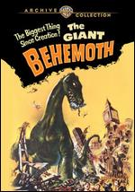 The Giant Behemoth - Douglas Hickox; Eugène Lourié