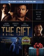 The Gift [Includes Digital Copy] [UltraViolet] [Blu-ray/DVD] [2 Discs] - Joel Edgerton