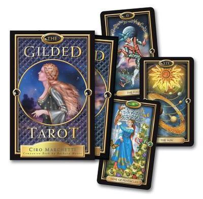 The Gilded Tarot - Marchetti, Ciro, and Moore, Barbara