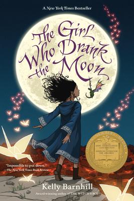 The Girl Who Drank the Moon - Barnhill, Kelly