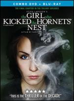 The Girl Who Kicked the Hornet's Nest [Blu-ray/DVD] - Daniel Alfredson