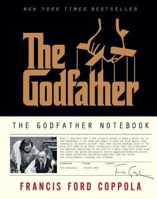 The Godfather Notebook - Coppola, Francis Ford