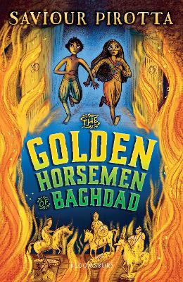 The Golden Horsemen of Baghdad - Pirotta, Saviour