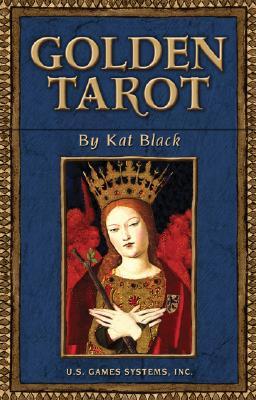The Golden Tarot - Black, Kat