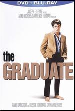 The Graduate [2 Discs] [Blu-ray/DVD] - Mike Nichols