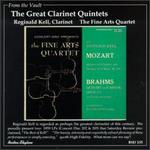 The Great Clarinet Quintets