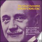 The Great Clarinettist Louis Cahuzac