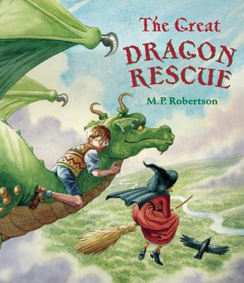 The Great Dragon Rescue - Robertson, M P